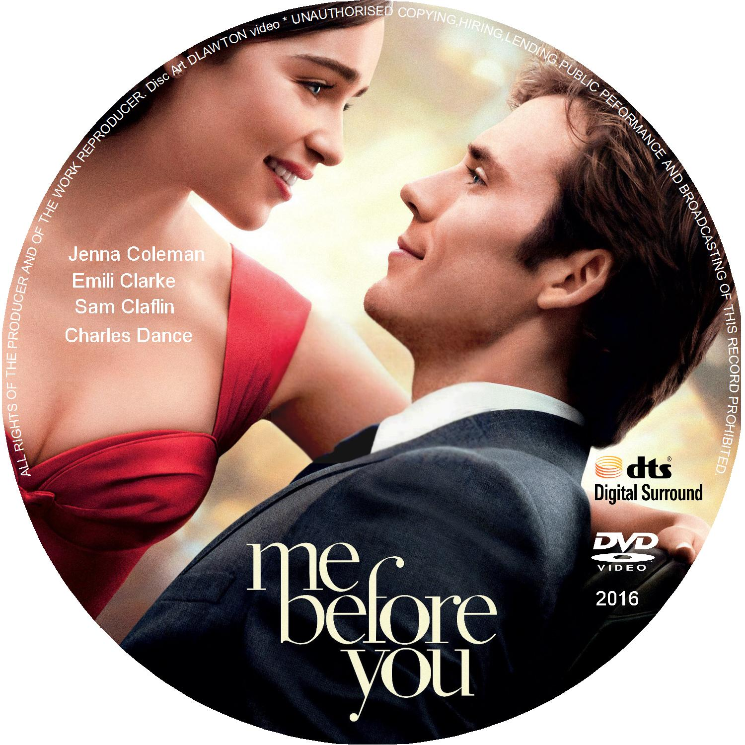 Me Before You 2016 Cd Dvd Covers Cover Century Over 500 000 Album Art Covers For Free